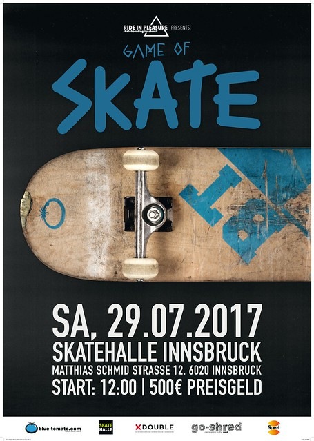 Game of Skate Innsbruck