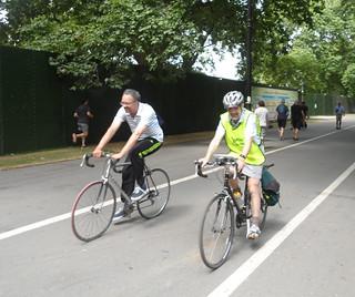 London Parks Ride 16a