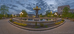 Bartholdi Park Pano