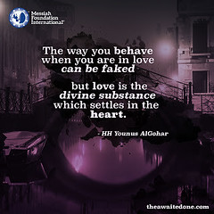 Quote of the Day: The Way You Behave...
