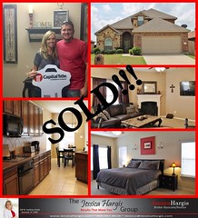 Thank you Jared and Therese for allowing me to sell your lovely home!  Congratulations for a quick TOP DOLLAR sale! And congrats Bryce Dooley of The Jessica Hargis Group for bringing the buyer!