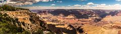Grand Canyon (Short South Rim Panorama)