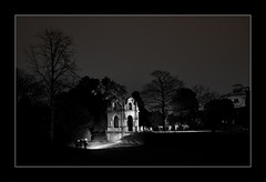 Copped Hall Night Photography