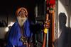 Sikh Baba - Anandpur Sahib, India