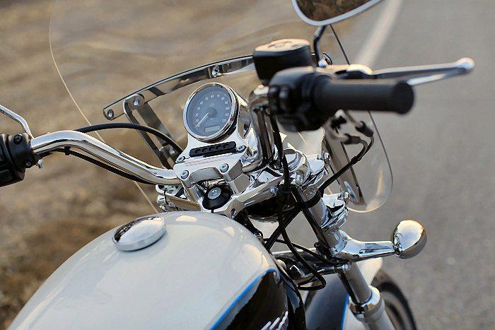 Harley-Davidson XL 1200 T SUPERLOW 2014 - 4