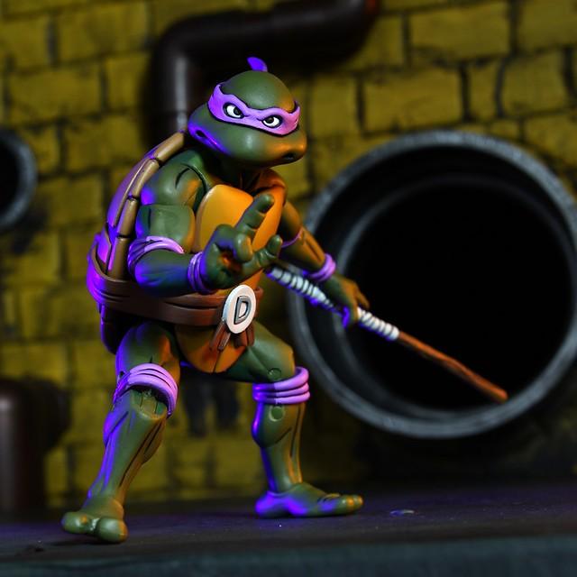 2017 SDCC 限定!!超豪華的NECA 【忍者龜組合包】Ninja Turtles Exclusive Set
