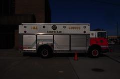 Hempstead Fire Department Truck 1 Rescue