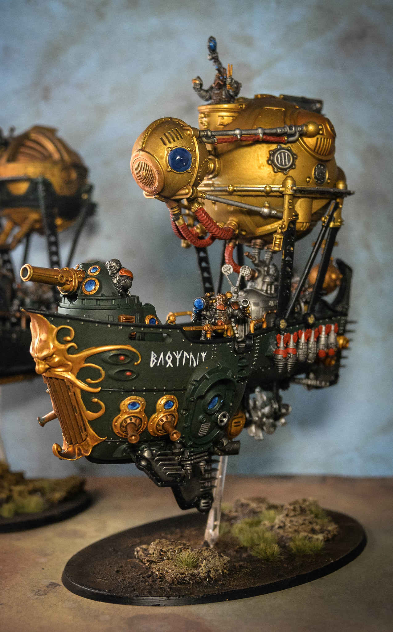 Kharadon Overlords - Ironclad