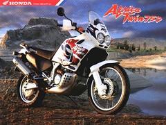 Honda XRV 750 AFRICA TWIN 2001 - 4
