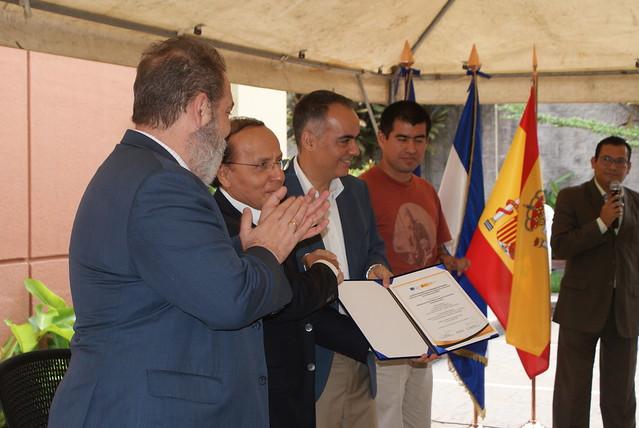 """Entrega Simbólica del Proyecto """"Caminos Rurales Progresivos"""""""