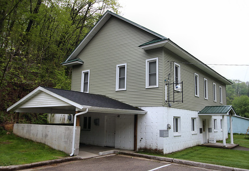 Masonic Lodge - Potosi, WI