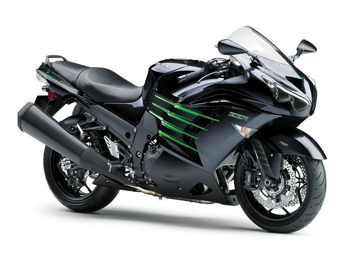 Kawasaki 1400 ZZR 2019 - 6