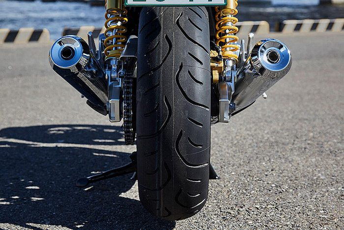 Honda CB 1100 RS 2017 - 23