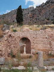 Delphi & Hosios Loukas Monastery in Greece