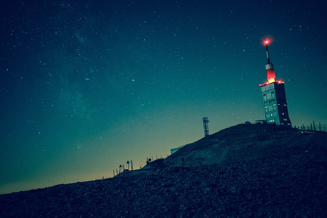Starrynight Serie : The lighthouse (i)