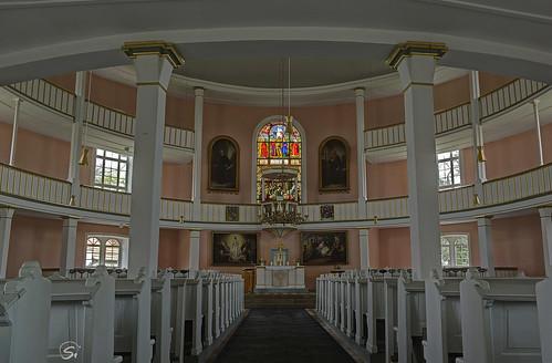 Sankt-Viti-Kirche in Wechmar
