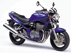 Suzuki GSF 600 Bandit N et S 2003 - 9