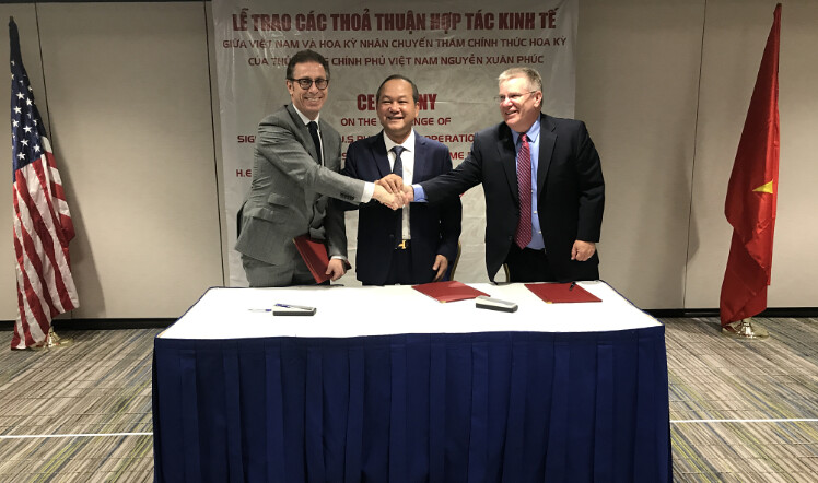 GE, Mainstream Renewable Power and Phu Cuong Group Formalize Joint Development Agreement for 800 MW Wind Project in Vietnam