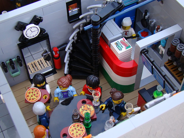 Amsterdam Pizza House - Floor 1 (2)