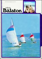 5856 PR Balaton Mađarsko more 1978.