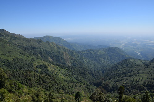kurseong india october nikon d5300 hills plains view landscape gorkhaland