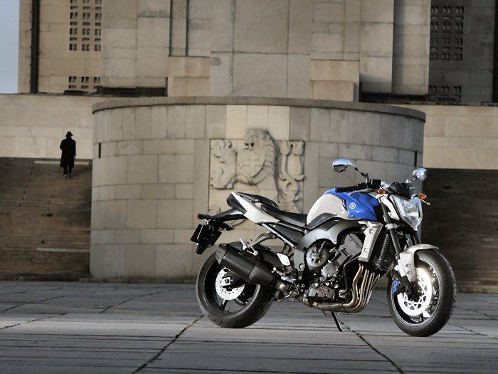 Yamaha FZ1 1000 2015 - 18