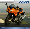 miniature Voxan 1000 CAFE RACER 2010 - 10