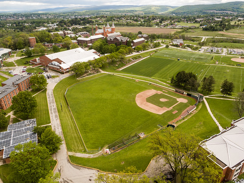 Aerial Photography of SVC