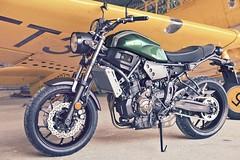 Yamaha XSR 700 2019 - 1