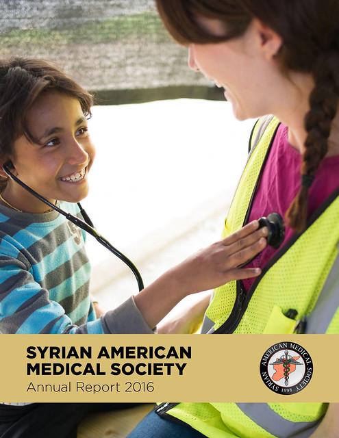 SAMS Annual Report 2016