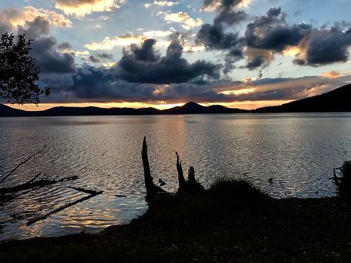 Sunset Park Wallis Lake Sunset, Booti Booti National Park, Pacific Palms, NSW