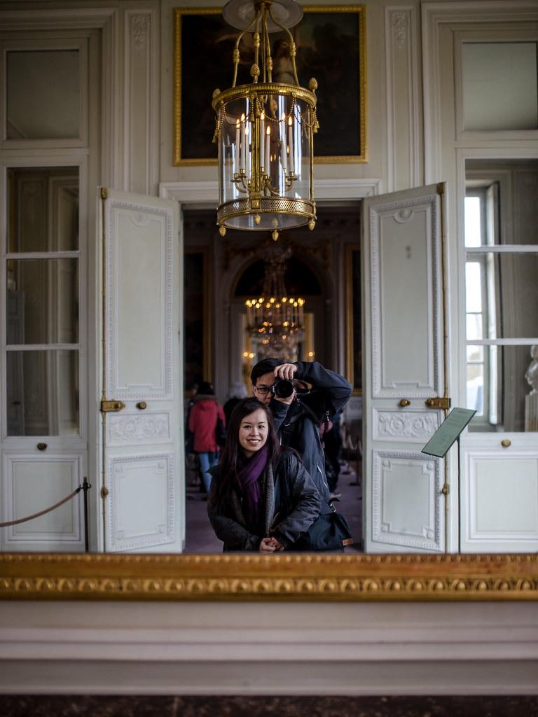 Versailles Palace + Laduree