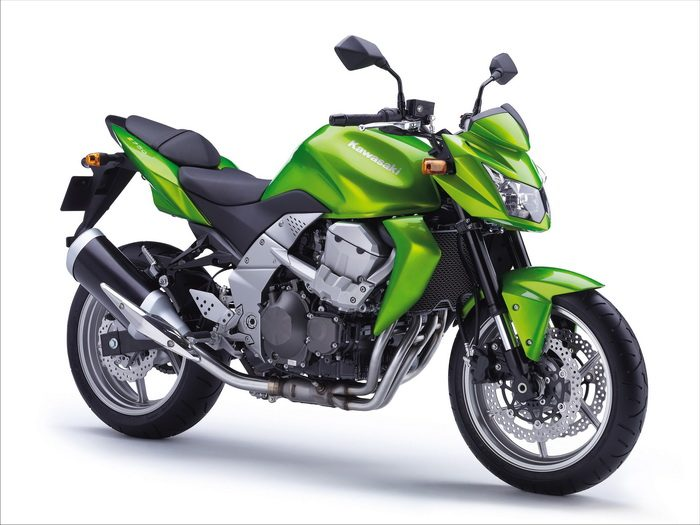 Kawasaki Z 750 2009 - 19