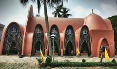 Mattancherry Church , Kochi, Kerala, India. Koonan Kurish Palli