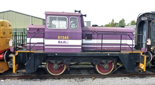 01545 'Ministry of Defence' Class 01 on 'Dennis Basford's railsroadsrunways.blogspot.co.uk'