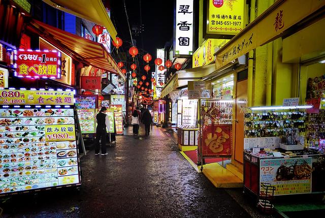 Yokohama Chinatown, Panasonic DMC-TZ40