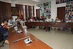 Jefe bomberil presentó informe de rendición de cuentas al Consejo de Administración y Disciplina