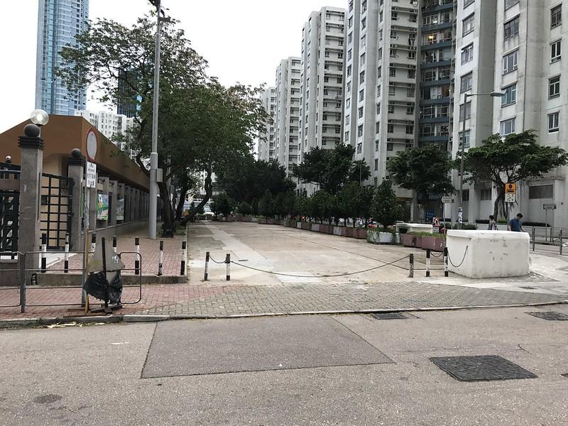 大環山泳池 車站遺址