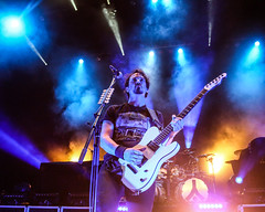Gojira live at The Midland 2017