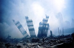 US-ATTACKS-TOWER-RUBBLE