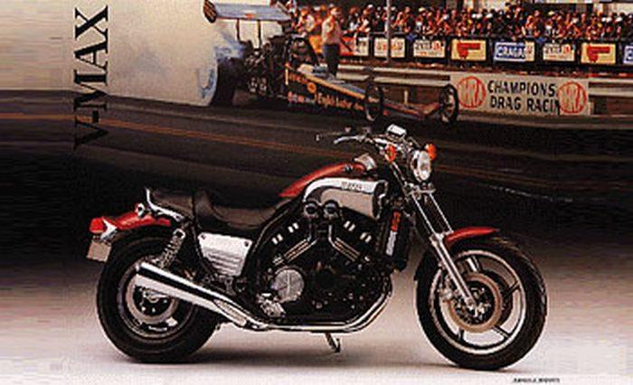 Yamaha 1200 V-MAX 1999 - 20