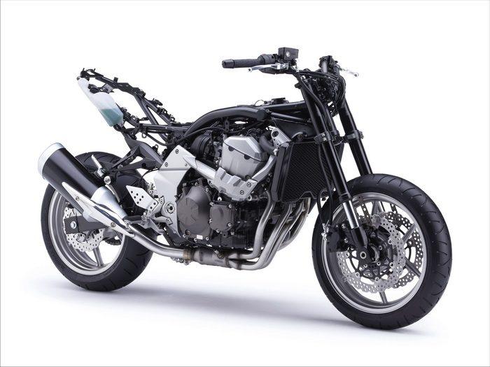 Kawasaki Z 750 2009 - 11