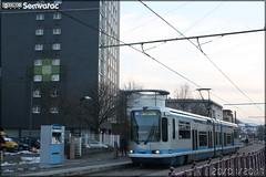 Alsthom TFS - Sémitag (Société d'Économie MIxte des Transports publics de l'Agglomération Grenobloise) / TAG (Transports de l'Agglomération Grenobloise) n°2046