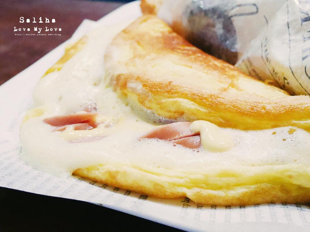 台北東區忠孝敦化站附近早午餐brunch下午茶推薦Longtimeago Cafe 夢遊咖啡館 (7)