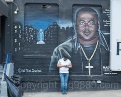 Mad Mark Memory Mural (2002) by Tats Cru, Foxhurst, Bronx, New York City