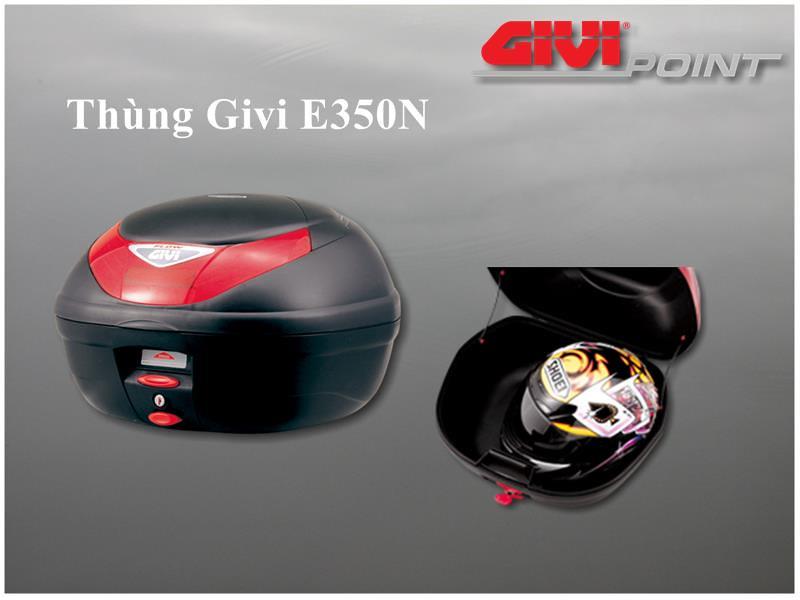 Thung xe Givi - 10