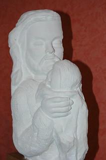 41.- St. Joseph et l'enfant 2