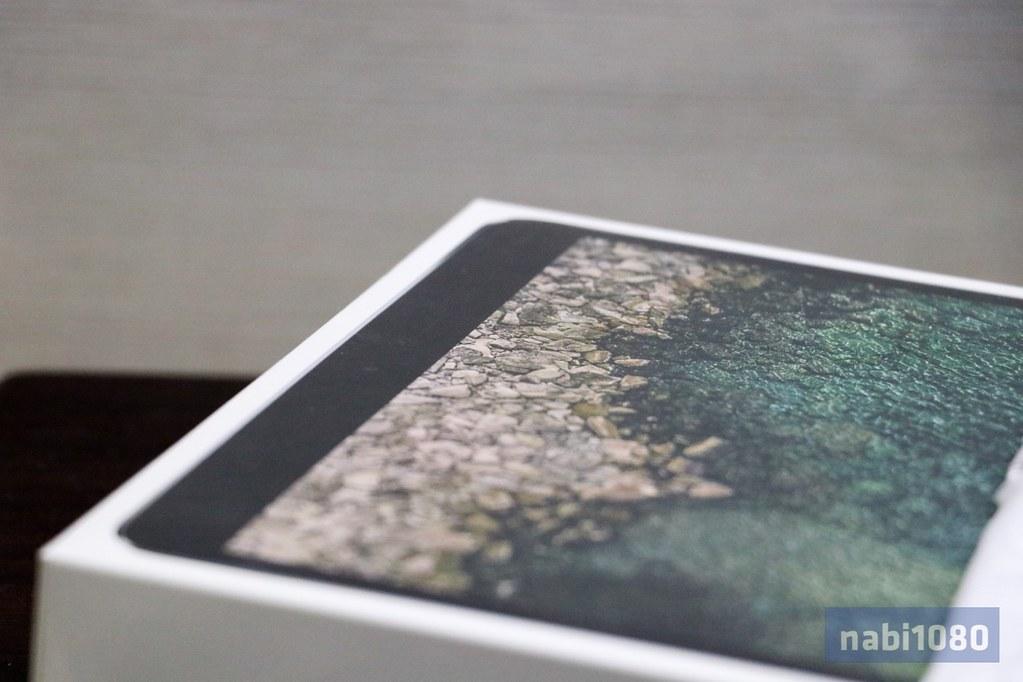 10.5インチ iPad Pro 開封04