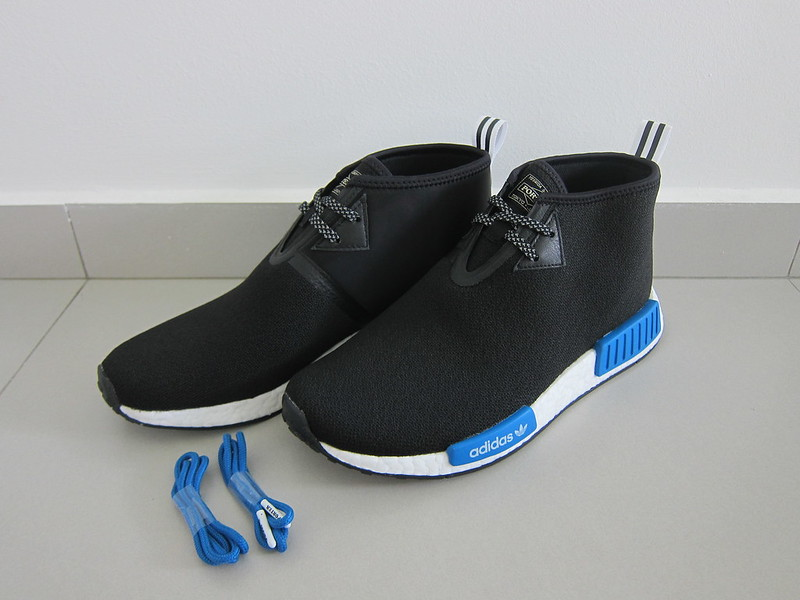 Adidas Originals x PORTER NMD C1 Shoes - With Extra Shoelaces