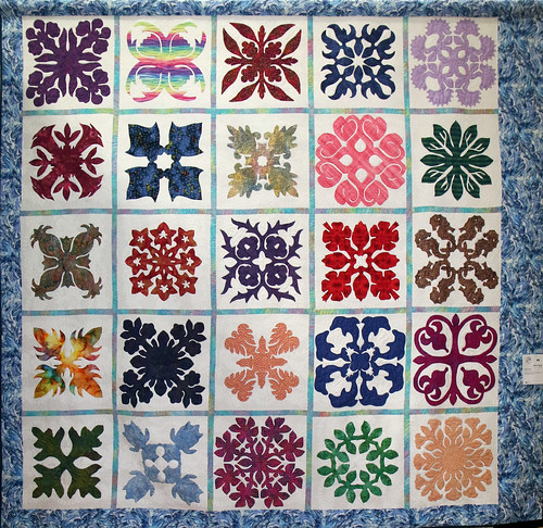 049: Hawaii Quilt—Susan Lindsey